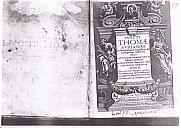 Vor dem Altpapier gerettetes Buch aus dem Kapuziner-Bestand - (c) gemeinfreie Fotokopie
