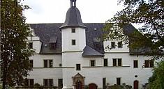 Das Renaissanceschloss in Dornburg - (c) W.Behrends/PIXELIO