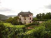 Das Rokokoschloss in Dornburg - (c) W.Behrends/PIXELIO