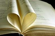 Ein Herz für Bücher - (c) BirgitH, Pixelio.de