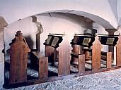 Pultbibliothek im Stadtmuseum Saalfeld - (c) Stadtmuseum Saalfeld