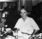 Zane Grey - (c) Archiv Terry Bolinger, President of Zane Grey's West Society