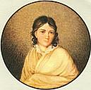 Bettina von Arnim - (c) Miniatur von unbekannter Hand