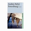 Petersburg, Cover - (c) Suhrkamp Verlag