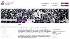 Webseite der Bibelsammlung - (c) Württembergische Landesbibliothek