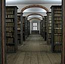 Biblioteca - (c) by terramara/pixelio.de