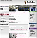 Homepage der Bibliotheca Bipontina - (c) Bibliotheca Bipontina