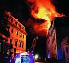Die Brandnacht - (c) by Maik Schuck