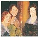 Anne, Emily und Charlotte Brontë (v. li.) auf einem Gemälde ihres Bruders - (c) Gemeinfrei