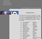 Website des Büchner-Preises - (c) Deutsche Akademie für Sprache und Dichtung