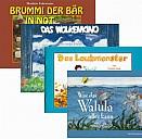 Titelauswahl des CV-Traumland Verlags - (c) CV-Traumland Verlag