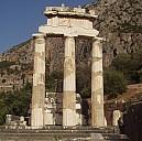 Tempel von Delphi - (c) Christiane Schlüter