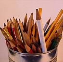 Bleistiftdose - (c) Andreas Stix/Pixelio.de