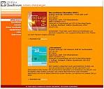 Screenshot der Verlagshomepage - (c) by Edition Quadtrivium