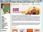 Homepage der Ehapa Comic Collection im EGMONT Verlagsgesellschaft mbH - (c) by EGMONT Verlagsgesellschaft mbH