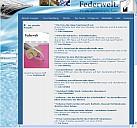 Webseite der Federwelt - (c) Uschtrin Verlag