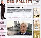 Ken Folletts deutsche Webseite - (c) Ken Follett