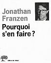 Jonathan Franzen - (c) Éditions de l'olivier