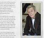 Robert Goolrick auf seiner Website - (c) Robert Goolrick