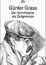 Günter Grass, Buchcover - (c) dtv