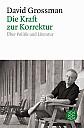 David Grossman auf einem Buchcover - (c) S. Fischer Verlag