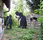 Hänsel und Gretel im Märchengarten Ludwigsburg - (c) Immanuel Giel