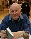 Maarten t'Hart bei einer signierstunde in Amsterdam 2011 - (c) Dr. Jost Hindersmann/Wikipedia