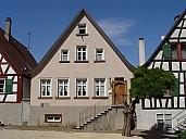 Mesner-Haus in Meßkirch, in dem Martin Heidegger aufwuchs - (c) Zollernalb/Wikimedia.org