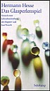 Das Glasperlenspiel, Buchcover - (c) Suhrkamp Verlag