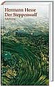 Der Steppenwolf, Buchcover - (c) Suhrkamp Verlag