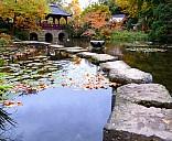Japanischer Garten - (c) Torsten Born/Pixelio.de