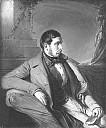 Nikolaus Lenau um 1844, gemalt von Johann Umlauf - (c) gemeinfrei