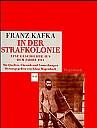 In der Strafkolonie, Buchcover - (c) Verlag Klaus Wagenbach