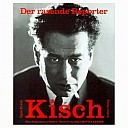 Egon Erwin Kisch auf einem Buchcover - (c) Aufbau Verlag