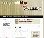 gedichtblog.de - (c) Anton G. Leitner Verlag