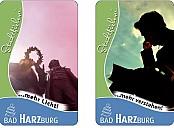 Lesekarte für Erwachsene - (c) Stadtbücherei Bad Harzburg/Linda Schuster u. Anna-Lena Thamm, Photocase