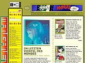 Homepage von Egmont Manga und Anime in der EGMONT Verlagsgesellschaft mbH - (c) by EGMONT Verlagsgesellschaft mbH