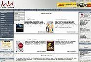Homepage von Media-Mania.de - (c) Media-Mania.de