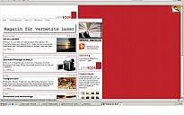 Newbook Seitenansicht - (c) by Newbook