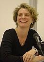 Annette Pehnt bei der Messe des Intellektuellen Buchs in Moskau 2010 - (c) Wikimedia.org