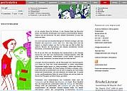 Webseite des poetenladen - (c) poetenladen.de
