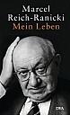 Marcel Reich-Ranicki auf dem Cover seiner Autobiographie - (c) DVA