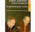 Rühmkorf und Gernhardt lasen auf der Expo 2000 - (c) Rowohlt Verlag