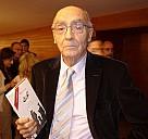 José Saramago beim San Sebastián International Film Festival 2006  - (c) Abbas Yari / Persian Wikipedia