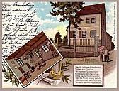Das Schillerhaus 1897 - (c) Norbert Möhler