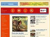 Homepage des Labels SchneiderBuch- (c) by Egmont Franz Schneider Verlag