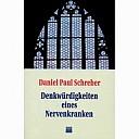 Denkwürdigkeiten eines Nervenkranken, Buchcover - (c) Psychosozial-Verlag