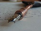 Schreibfeder - (c)Claudia Rothe, Pixelio.de