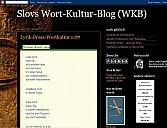 Website des WKB - (c) Slov ant Gali