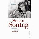 Susan Sontag auf einem Buchcover - (c) Aufbau Verlag
